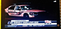 Watch out for the Sinhole!