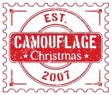 Camouflage Christmas