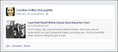 I am Pink Floyd.