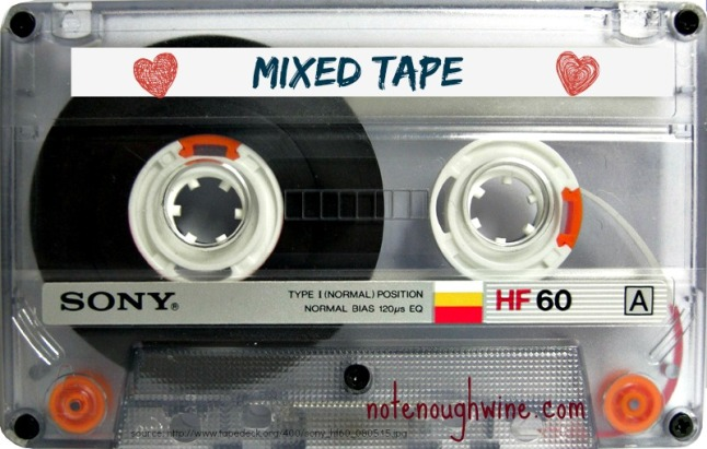 Mixed Cassette Tape